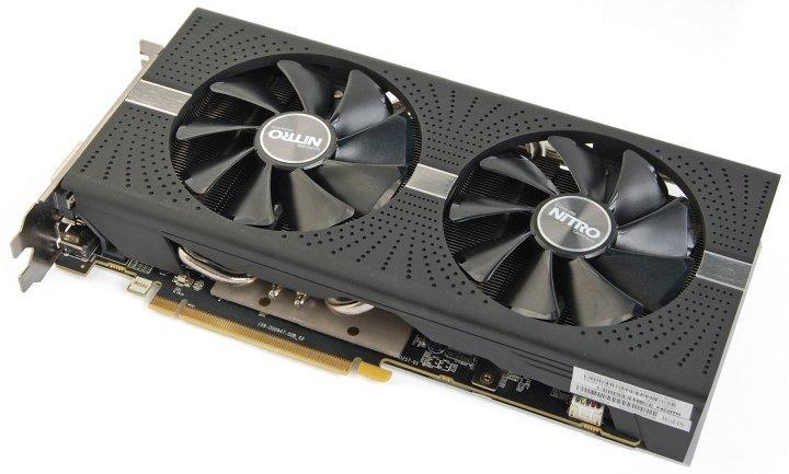 Обзор и тестирование видеокарты Sapphire Nitro+ Radeon RX 580 4GB. Сравнение с GeForce GTX 1060 6GB
