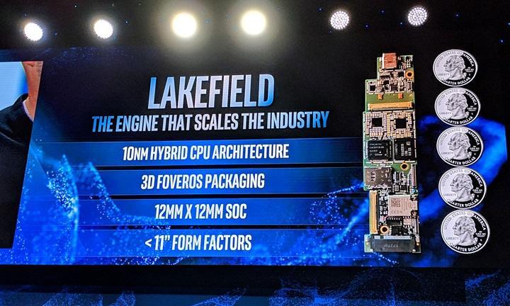 Однокристальная система Intel Lakefield протестирована в 3DMark Fire Strike