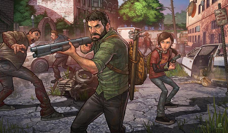 История разработки The Last of Us