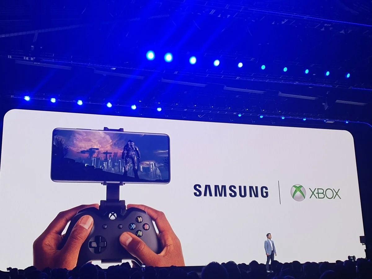 Samsung Xbox