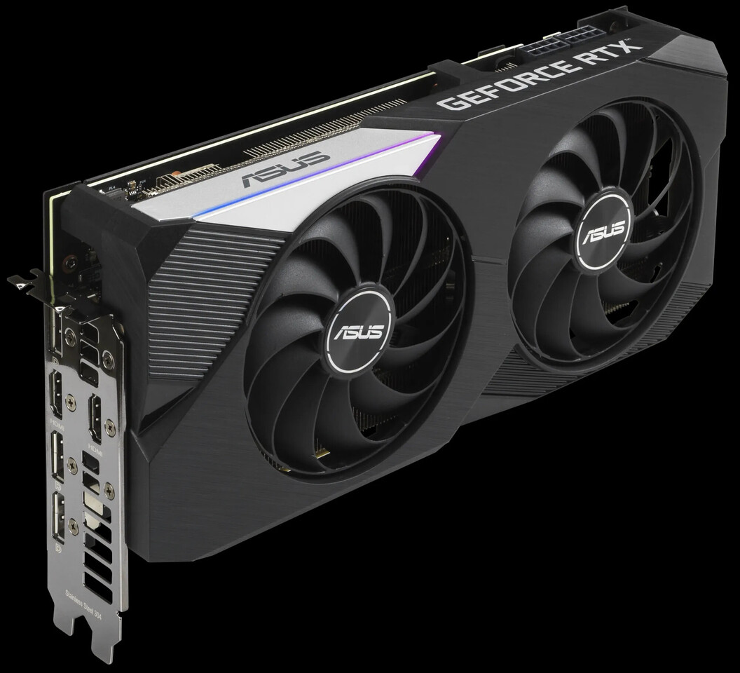 ASUS GeForce RTX 3000