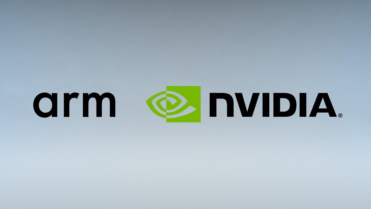 Nvidia приобретает ARM
