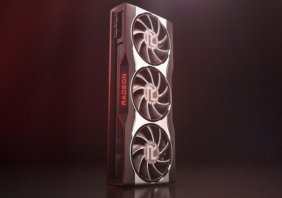 Видеоядро AMD Navi 22 (Navy Flounder) получит 2560 потоковых процессоров и 192-битную шину памяти