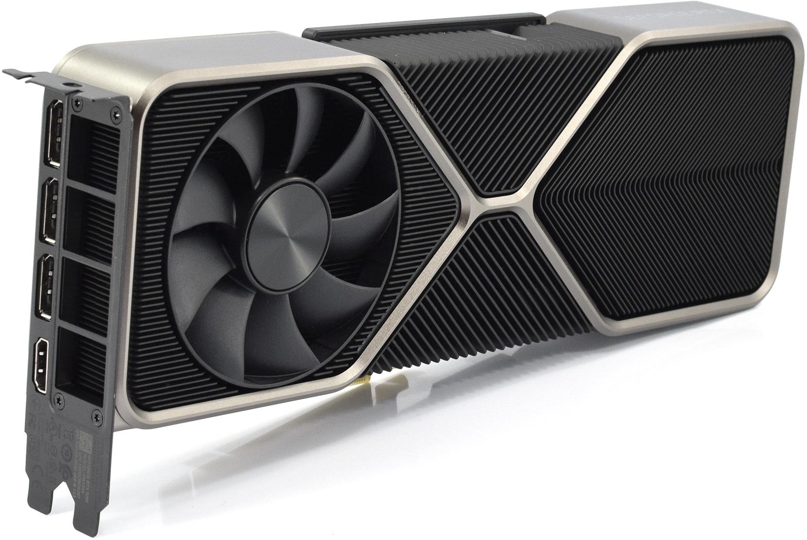 Nvidia будет продавать GeForce RTX 3080/3090 Founders Edition в избранных магазинах