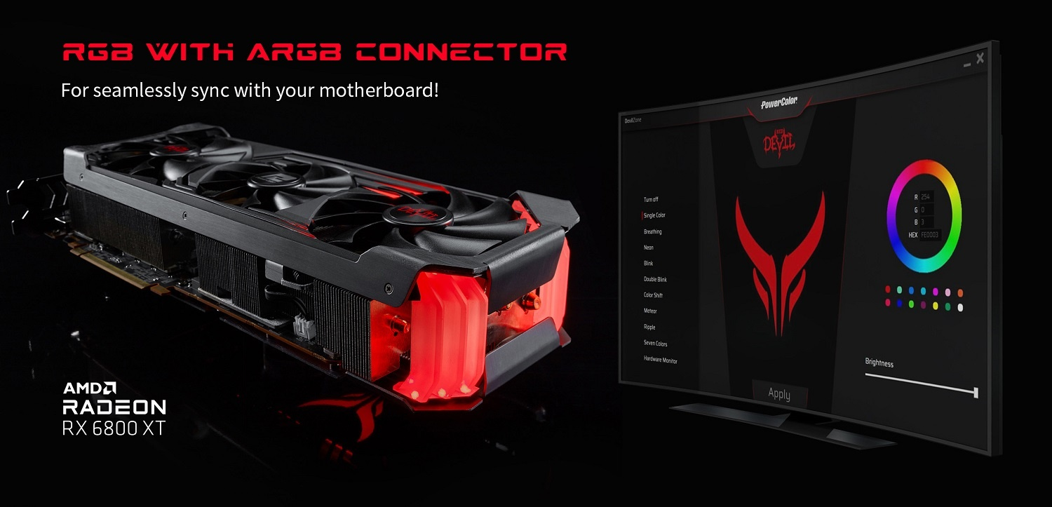 PowerColor Radeon RX 6800 (XT) Red Devil