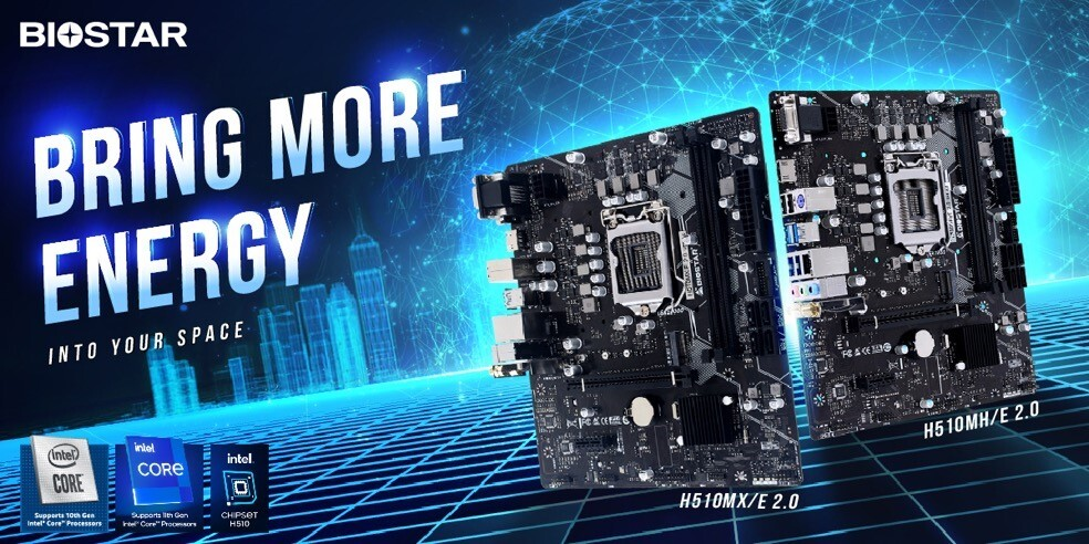H510MX/E 2.0 и H510MH/E 2.0