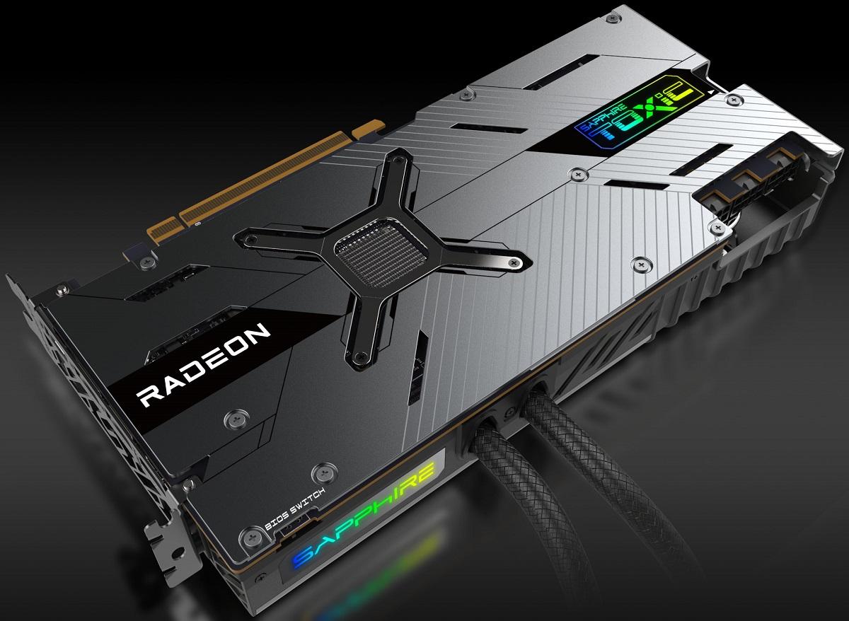 Radeon RX 6900 XT Toxic Extreme Edition