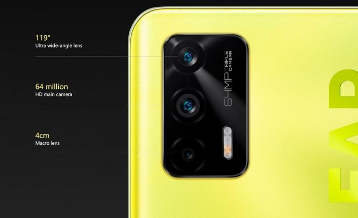 Анонс Realme Q3 Pro –