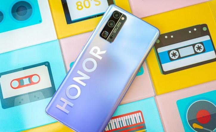 Honor готовит супер-флагман на Snapdragon 888 Pro
